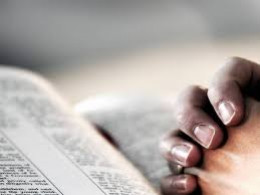 Pray for understanding of the Word of God.