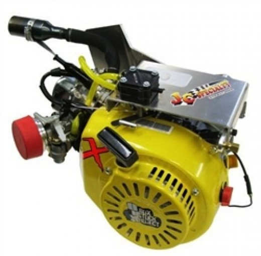 An image of a JC Specialty Stage 2 Clone Engine