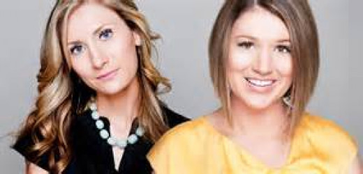 Krazy Coupon Lady founders Heather Wheeler and Joanie Demer