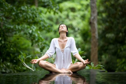 Deep Breathing to Control Stress