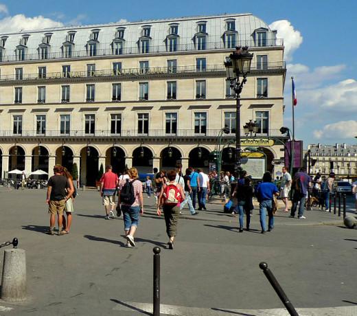 Flickr zoetnet Paris square
