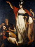 Death Over Slavery: Boudicca