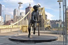 The Roberto Clemente Statue