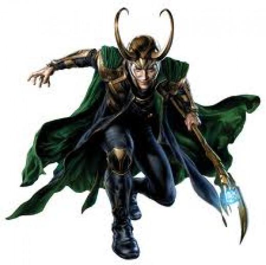Loki - Thors half brother