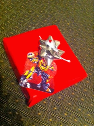 Don't forget annually about your gift giving and wrapping!