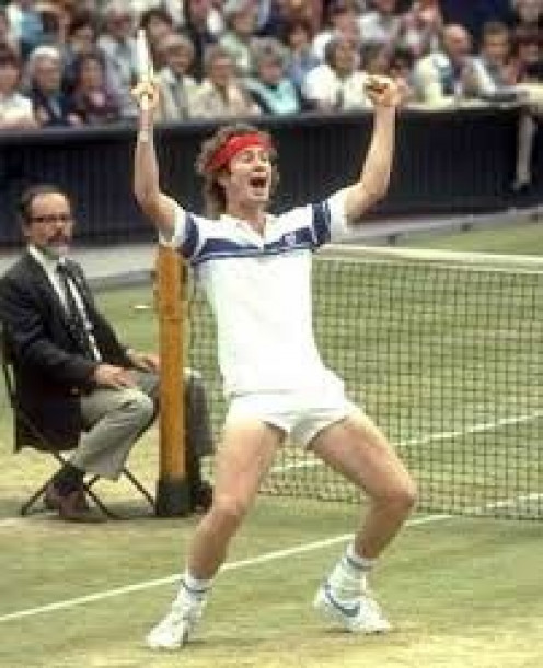 John McEnroe has won 278 tennis matches during his long and storied career.