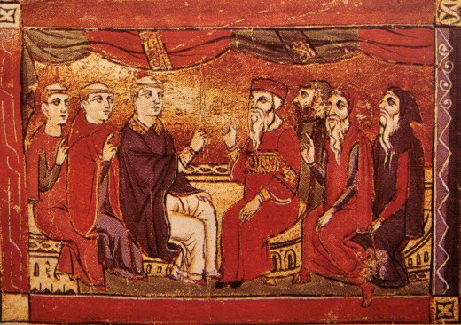 Debate between Catholics and Oriental Christians in the 13th century, Acre 1290