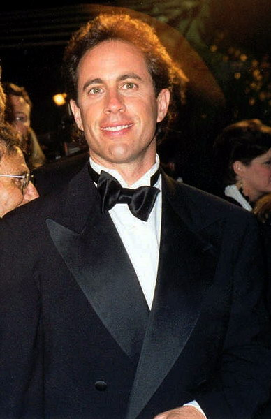 According to stand up comic Jerry Seinfeld most people would rather be in casket than giving the eulogy.
