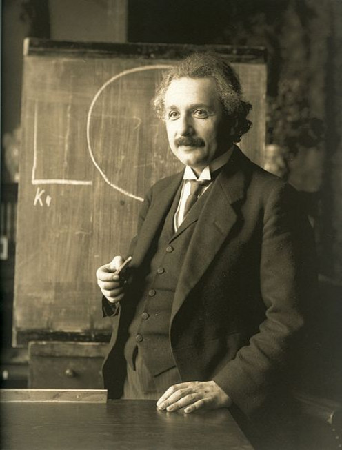 Albert Einstein would never of succeeded if he succumbed to fear of failure.