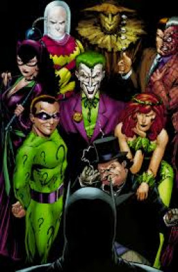 The Top Twenty Batman Villains