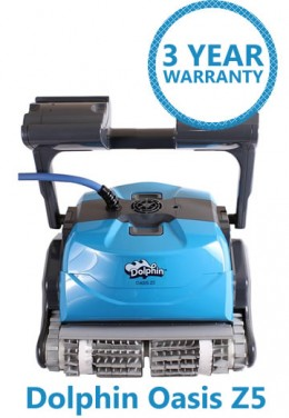 Dolphin Oasis Z5 Pool Cleaner