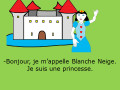 French Lessons Through Stories and Songs: Blanche Neige