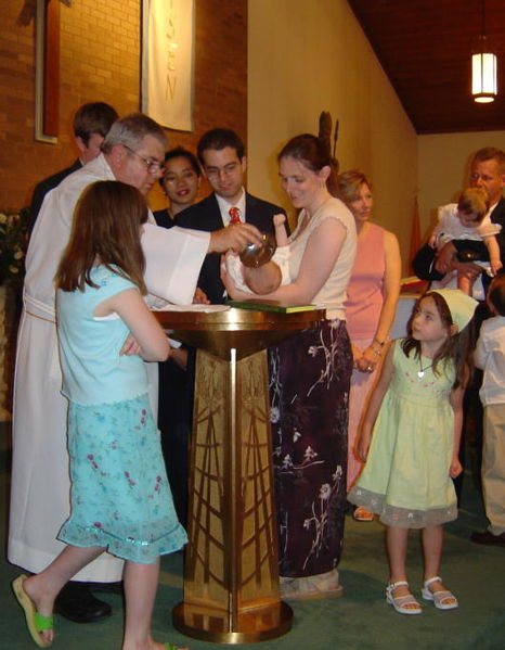 Roman Catholic Infant Baptism in the United States.