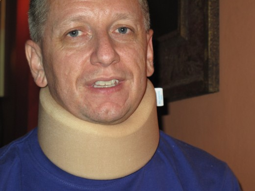 A neck injury may have a life long impact