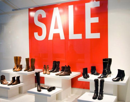 Don't Buy Shoes Just Because They're On Sale