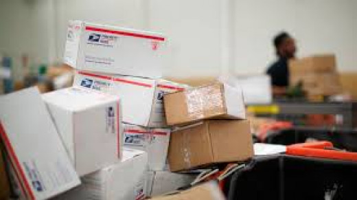 Packages go out, some are never received!