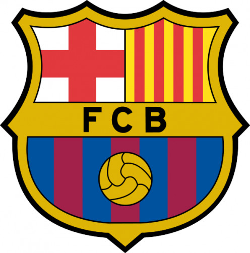 I am a Barcelona fan and love the colors on this emblem.