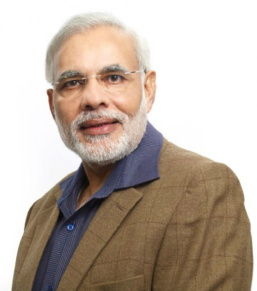 Narendra Modi is the most discussed and popular politician of 2014 General Elections.