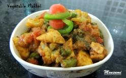 Mixed Vegetable Makhni Recipe