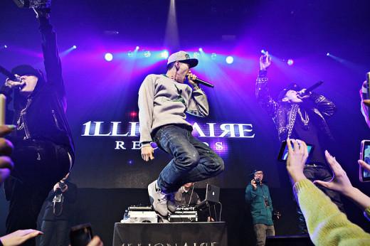 Illionaire 2nd Anniversary Concert 2013.