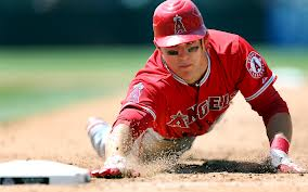 Mike Trout gets recognized for his superior baserunning skills