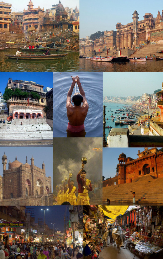 Different facets of the one of the oldest cities of the World.
