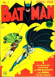 The Joker alongside Catwoman makes his first appearance in 1940.
