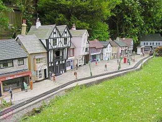 Blackpool's Model Village