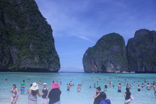Enchanting Maya Bay