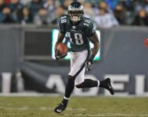 Will Jeremy Maclin lead the Eagles in receiving yards this coming season?