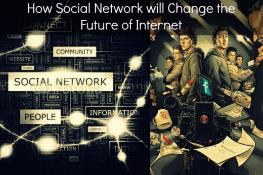 Social Networking Giants Facebook and Google to Own most of the Internet by 2020