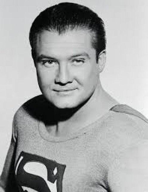 George Reeves, who played as Superman on the hit show, died by gun shot but the circumstances surrounding his death are still mysterious.