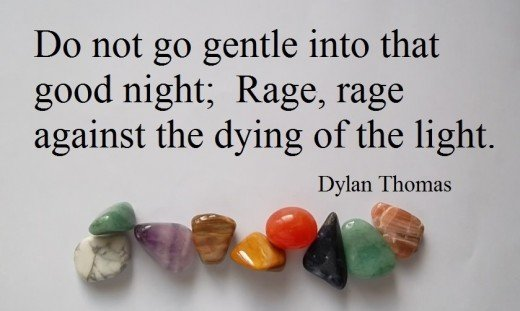 Quote by Dylan Thomas
