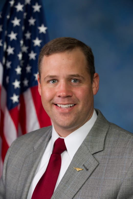 Congressman Jim Bridenstone of Oklahoma