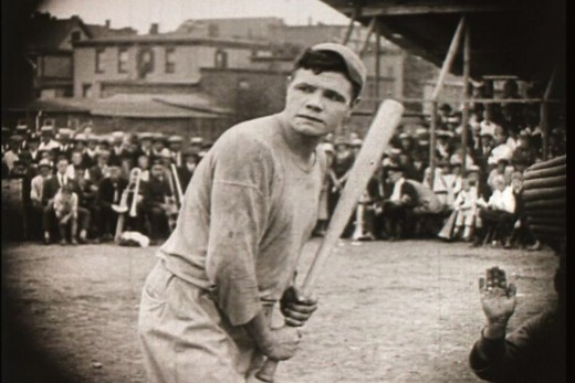 Biography Babe Ruth | hubpages