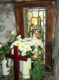St Trillo Chapel in Wales UK