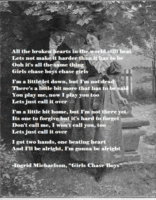 "Ingrid Michaelson's ""Boys Chase Girls"" Lyrics"