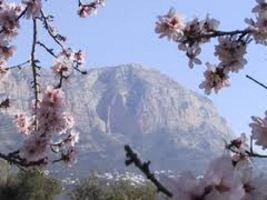 Montgo, Javeas mountain