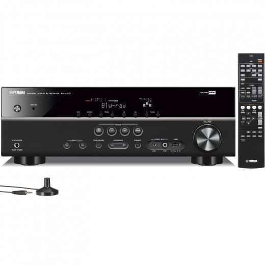 Yamaha Home Theater System(5.1 Channel, Model No. YHT 497)