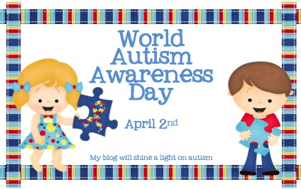 2nd April is  World Autism Day.
