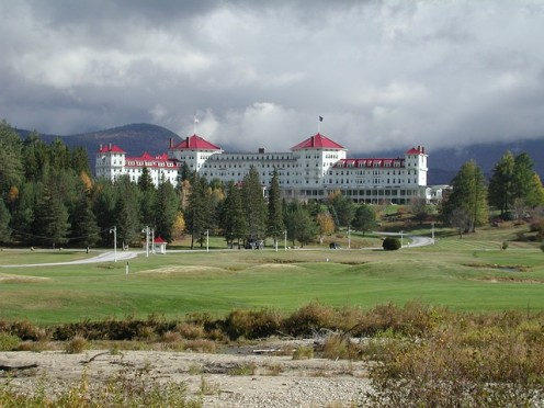 Bretton Woods Resort NH
