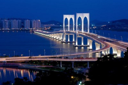 Macau Bridges