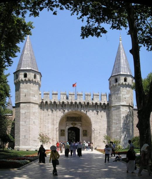 Palace of Topkapı Sarayı