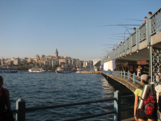 Eminönü Bridge