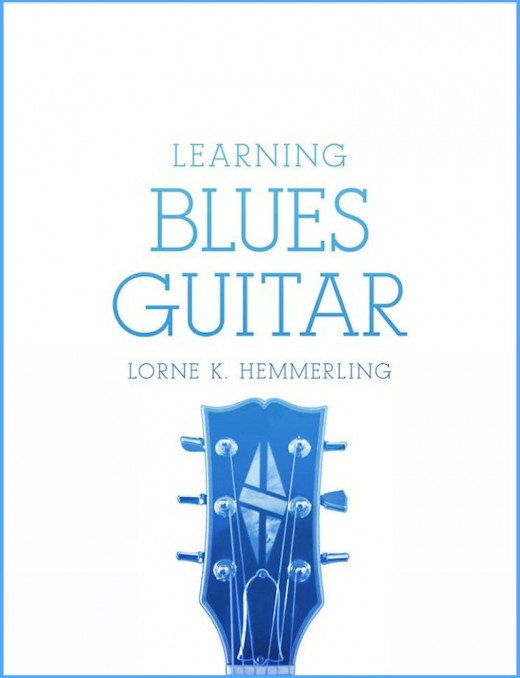 Review of the book.  Starts at the beginning and breaks the blues down in a well articulated way. It exponentially grows from there. Doesn't keep it safe but goes for that blues-jazzy feel throughout. Not your average blues book.  By Karen