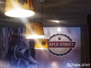 Located in San Marco, Maple Street Biscuit Co. is a cozy, delicious and affordable restaurant to enjoy a coffee or breakfast.