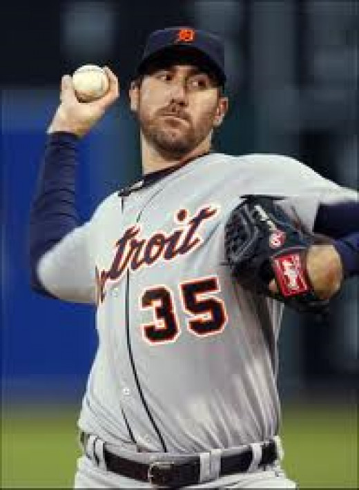 Justin Verlander has helped the Tigers to the top of the early season Power Rankings.