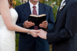 Biblical themes for Christian weddings and invites