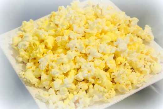 Have some popcorn and chocolate with your movie while you stay dry indoors.
