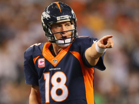 Teams like Peyton Manning's Denver Broncos score so often, they can afford to miss an extra point or two over a full season.